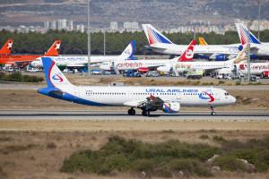 Ural Airlines darf Antalya wieder anfliegen BIld: Wikipedia)