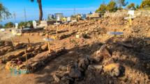 Neuer Friedhof, vorher