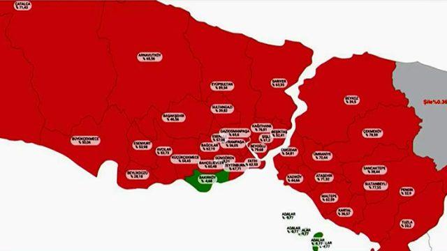 Infektionscluster in Istanbul